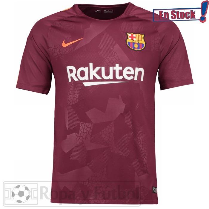 669a8316cd Camiseta Nike Fc Barcelona Stadium 2017 18 - Messi 10 !!! - S  349 ...
