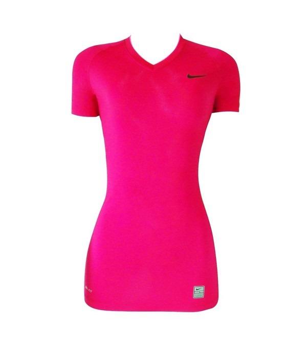 a16f9d4f68c55 Camiseta Nike Feminina Pink Original - Fitness Tênis - R  79
