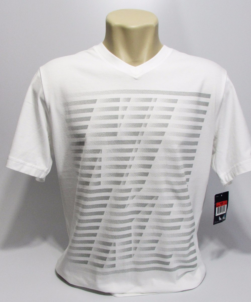 4af9ef7062928 camiseta nike frame regular fit branca estampada de 99 por. Carregando zoom.