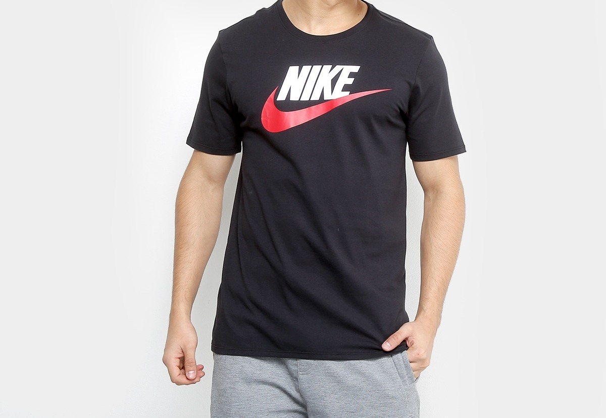 e077df1f95dca camiseta nike futura icon masculina original jp sports. Carregando zoom.