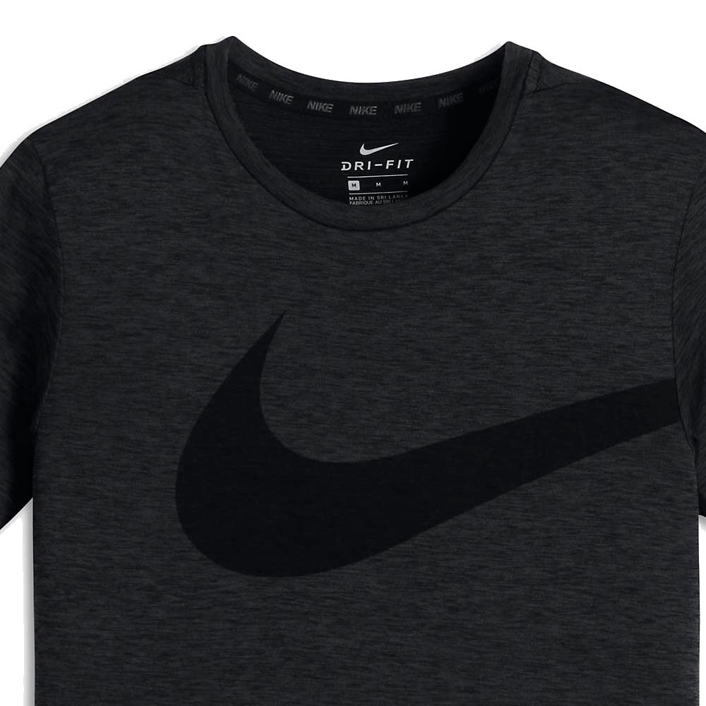 camiseta nike infantil top hyper gfx breathe cinza escuro. Carregando zoom. c24287f2d0957
