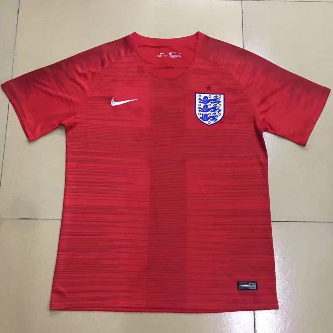 camiseta nike inglaterra mundial 2018 suplente roja. Cargando zoom. 0e17b445cbaa7