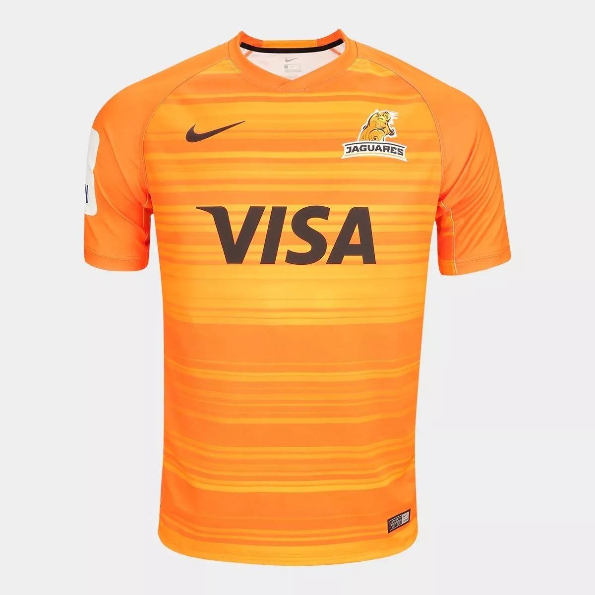 027bed46e2 camiseta nike jaguares dry stadium alternativa 2018 -. Cargando zoom.