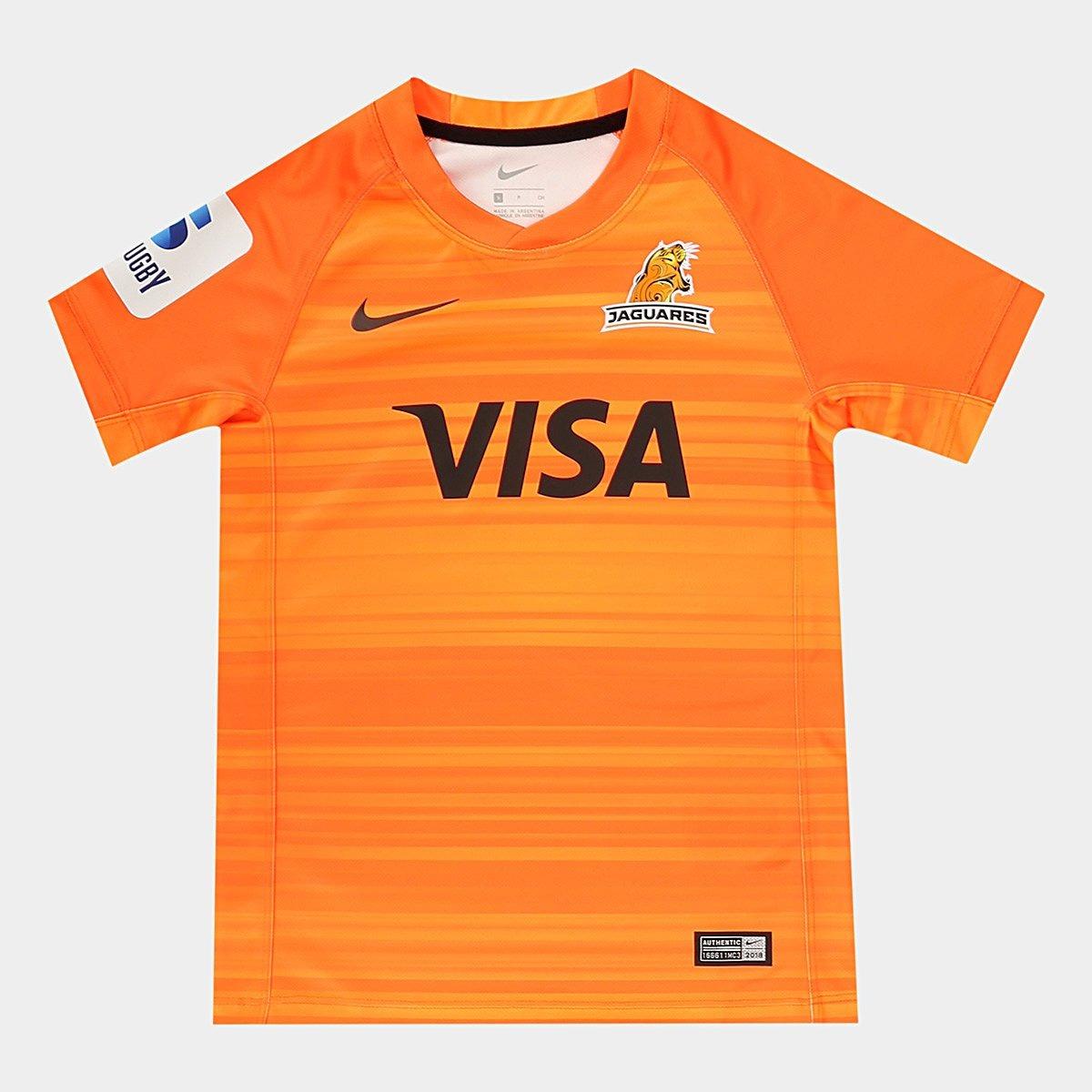fb7b589d4c camiseta nike jaguares dry stadium alternativa 2018 infantil. Cargando zoom.