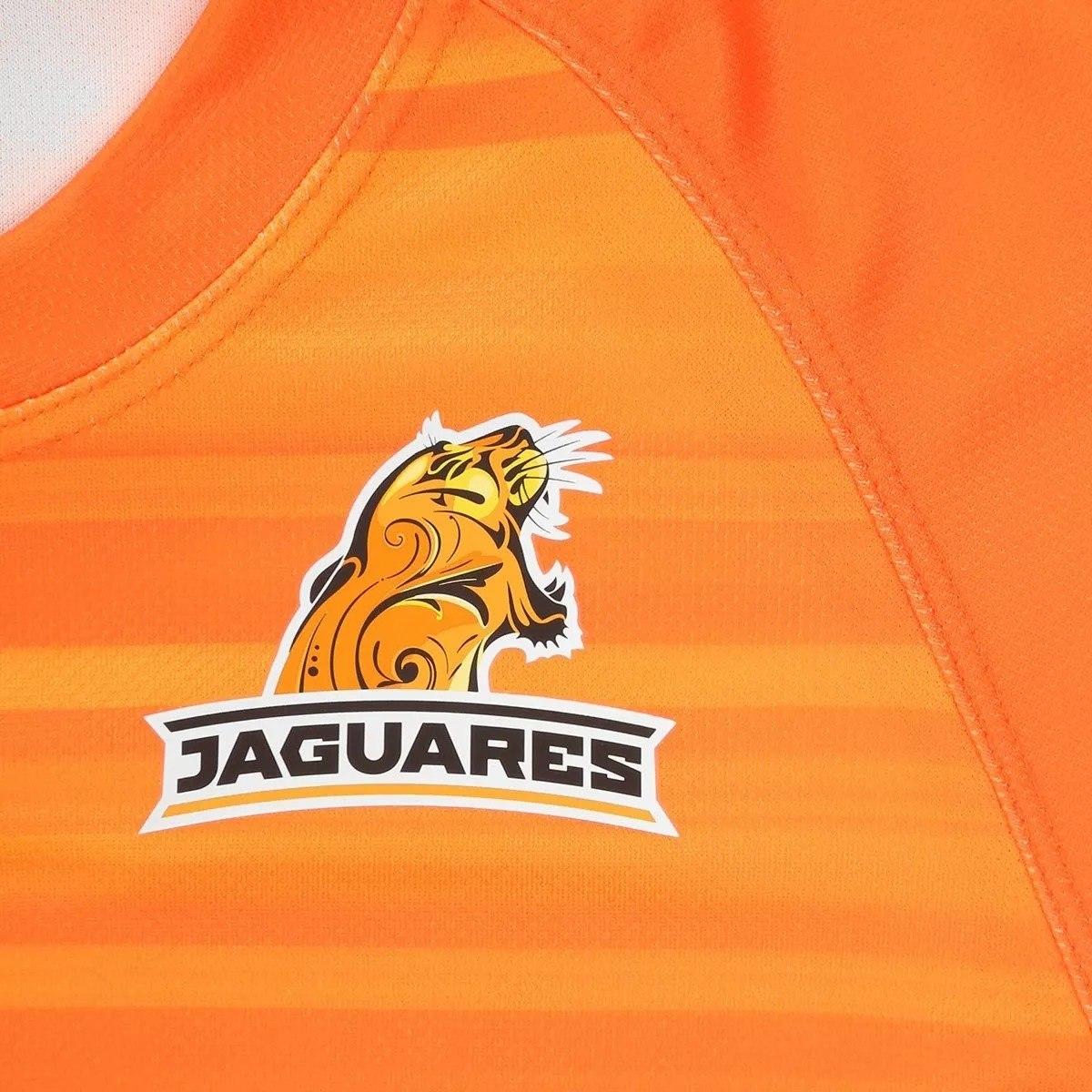 camiseta nike jaguares dry stadium alternativa 2018 niños ph. Cargando zoom. b1b9c971e52ab