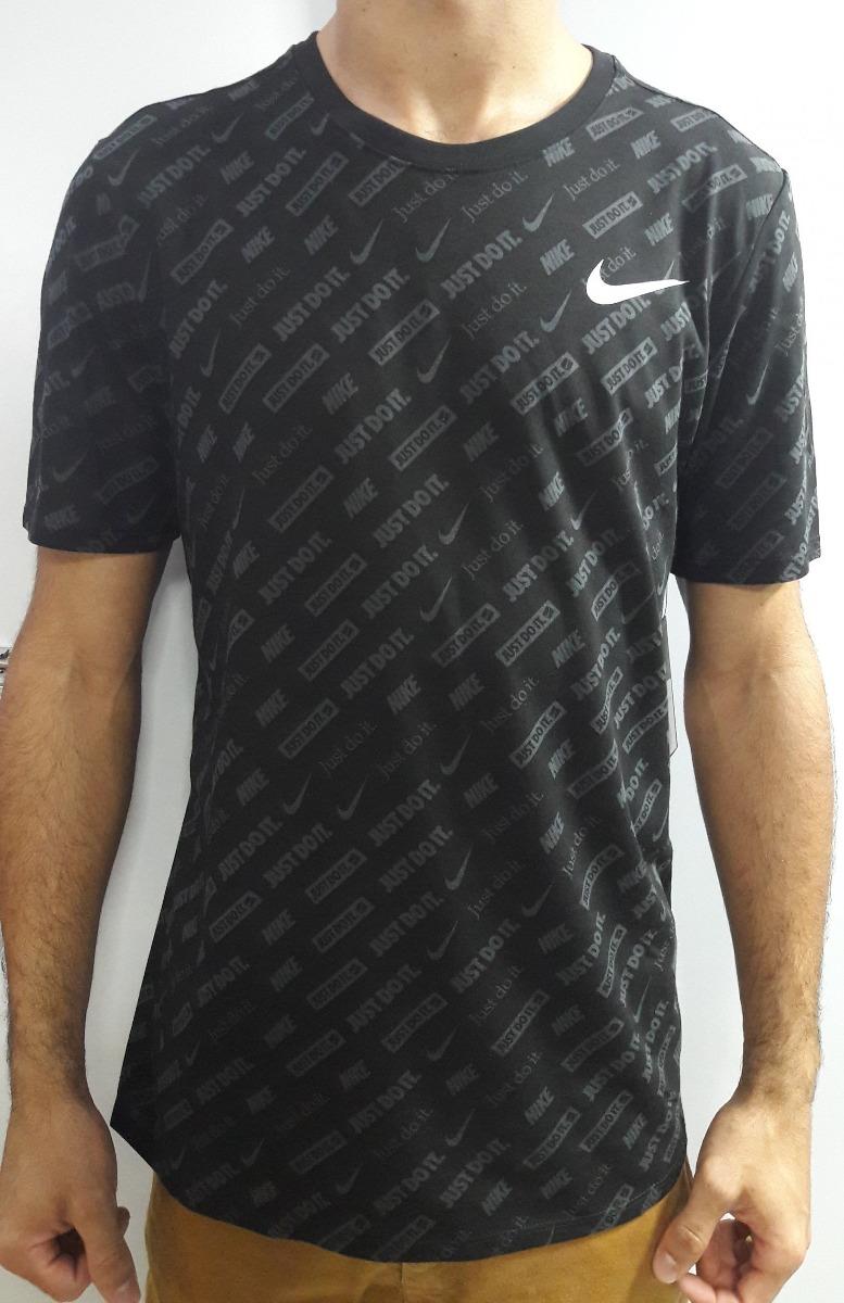 camiseta nike just do it dry tee masculina aa9384-010 - p -. Carregando  zoom. 8e8fa6b897c2c