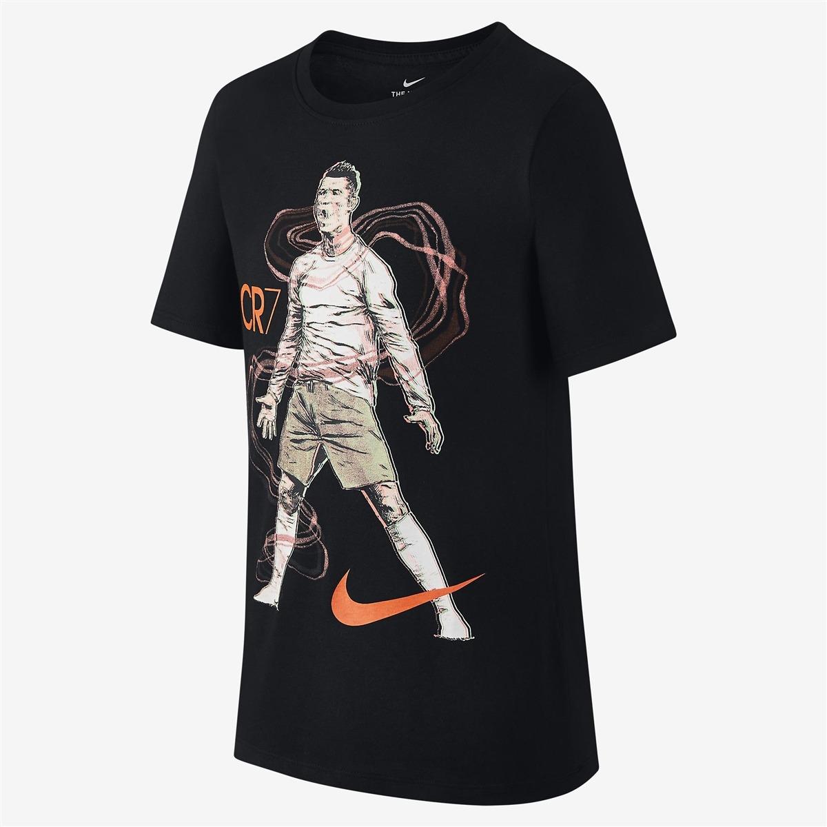 Arcaico sobrino Irónico  Camiseta Nike Manga Curta Cristiano Ronaldo Dry Tee Infantil - R ...