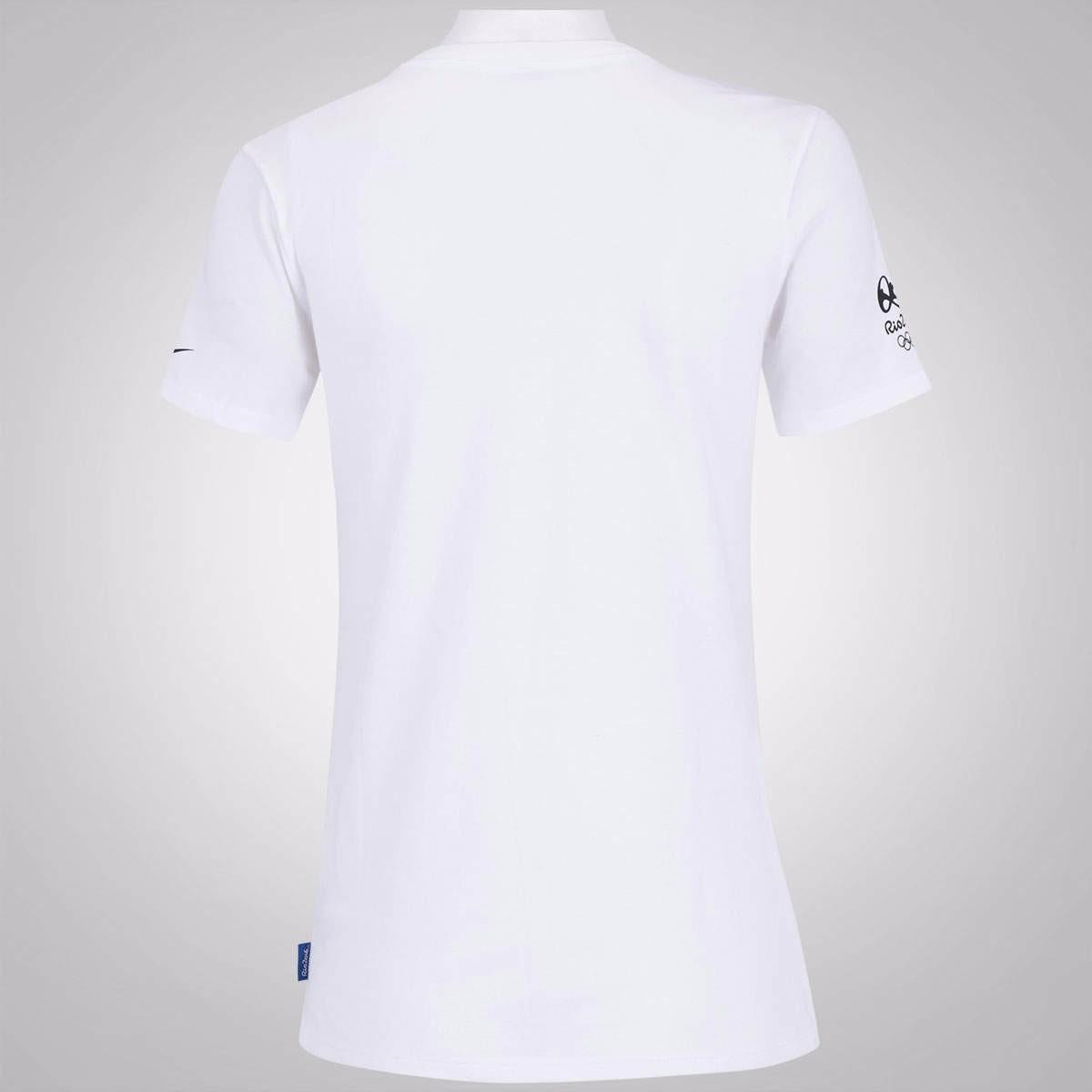 a5c84a907b camiseta nike manga curta sportswear rio16 original. Carregando zoom.