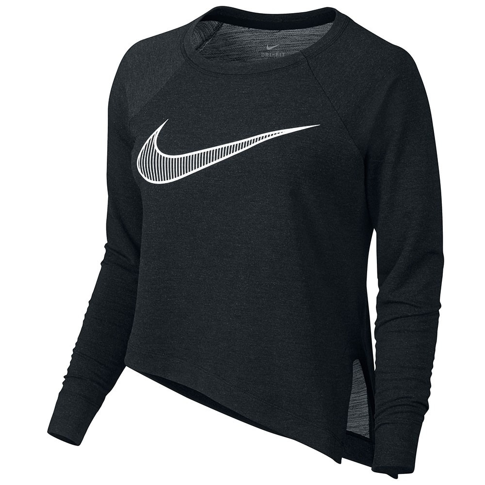... camiseta nike manga longa dry top ls original tênis preto. Carregando  zoom. d495d541b72a8d ... b8ca02fb17b72