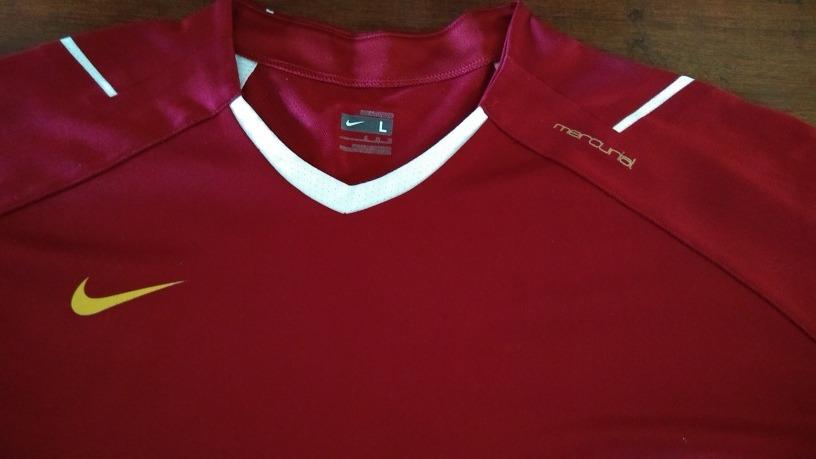Camiseta Nike Mercurial  99a980a05bf44