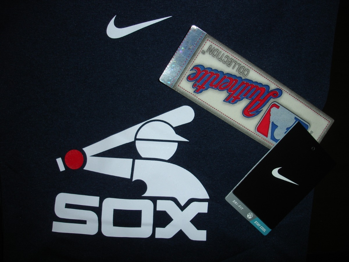 2cd508533151d camiseta nike mlb legend logo chicago white sox. Carregando zoom.