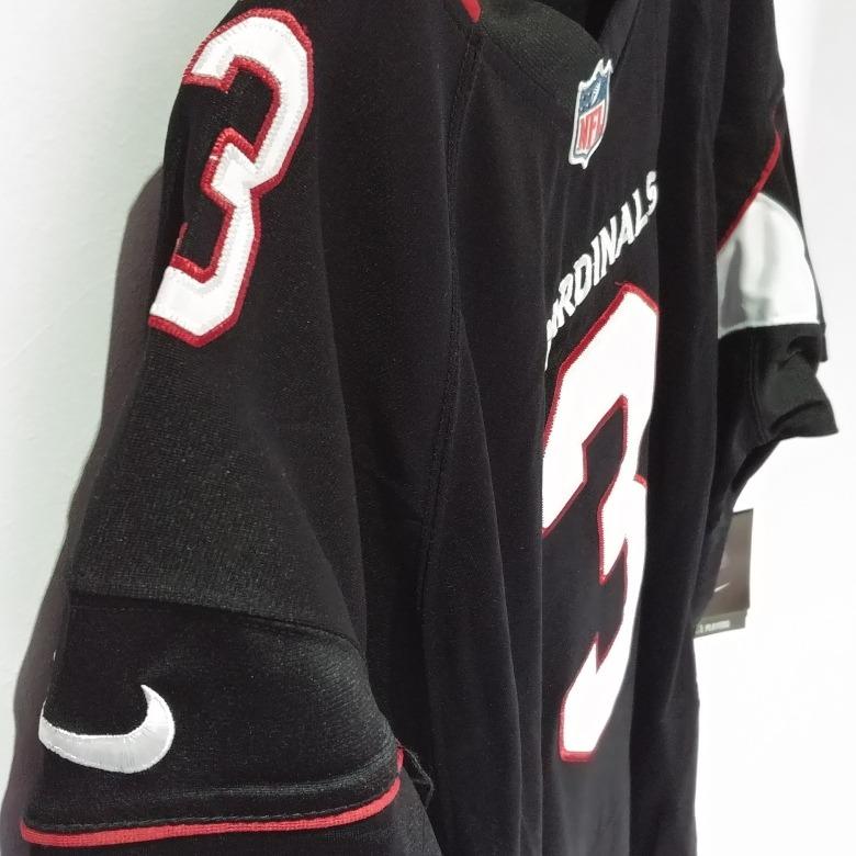 6e59ea972c Camiseta Nike Nfl Arizona Cardinals  3 Xxl Palmer 2da Selec -   880 ...