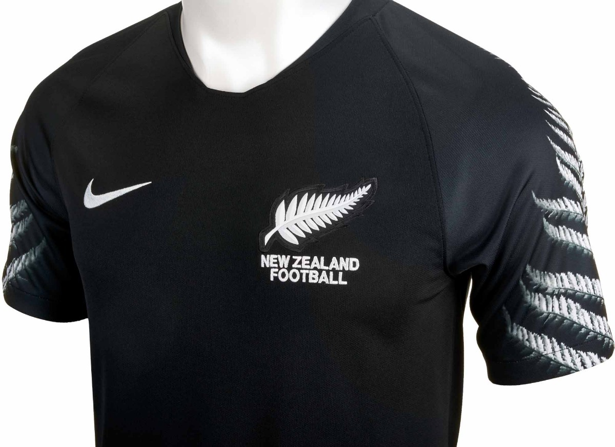 Nueva Zelanda Profesional Camiseta Nike Futbol 4R5jLq3A