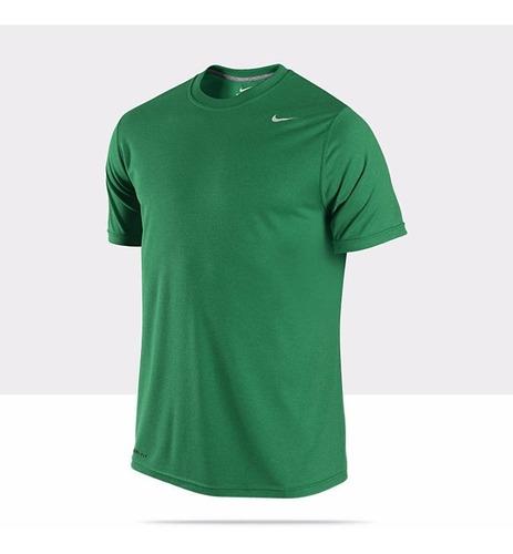 camiseta nike  original  referencia 371642 color verde t m