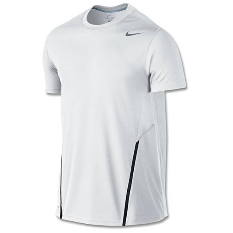 camiseta nike power uv crew 523217-101. Carregando zoom. c392a8bdfe374