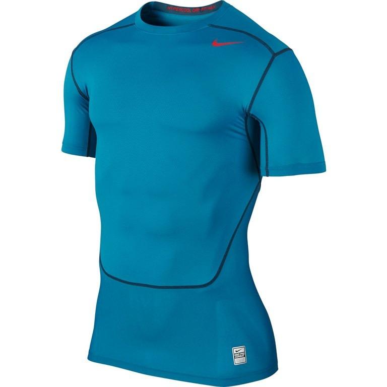 Camiseta Nike Pro Combat Compressão Compression Hypercool - R  87 360bbabfe27e9
