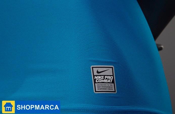 429bb7c40b Camiseta Nike Pro Combat Compressão Compression Hypercool - R  87
