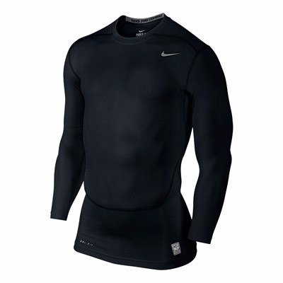 Camiseta Nike Pro Combat Compressão Manga Longa G V2mshop ... 826a063a0e83e
