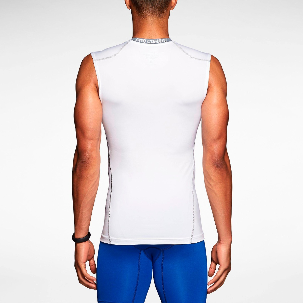 camiseta nike pro combat regata tam.g - v2mshop. Carregando zoom. d23c8c6b751ce