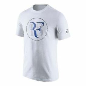 846be9ff2ca Camiseta Nike Roger Federer no Mercado Livre Brasil