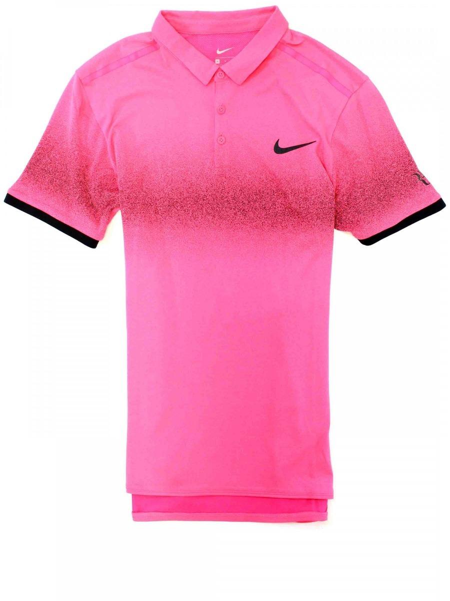 marca popular Últimas tendencias elige el más nuevo Camiseta Nike Roger Federer Advanced Polo Premier Masculina