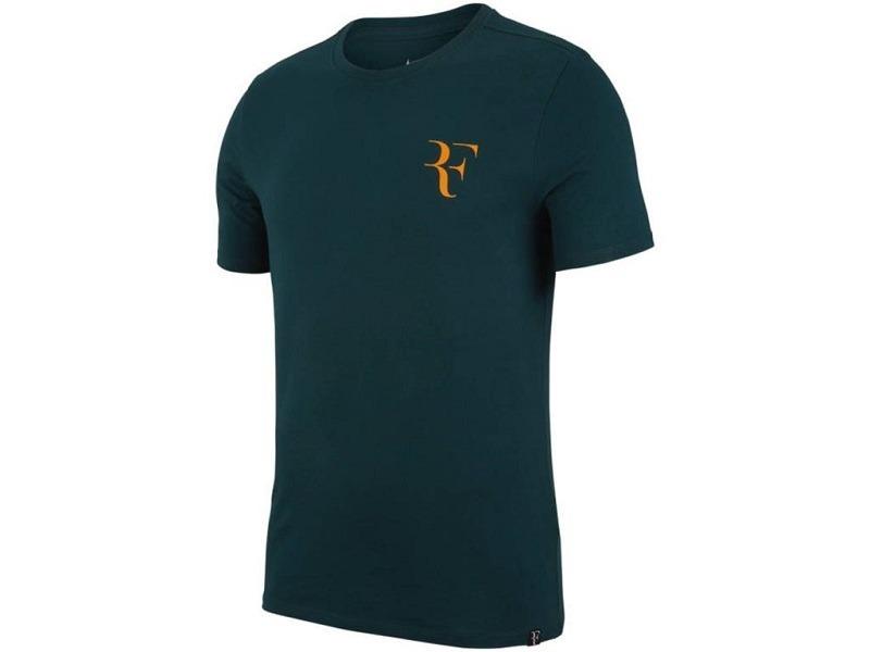 a88cc7d049 camiseta nike roger federer verde 923997 372 original + nf. Carregando zoom.