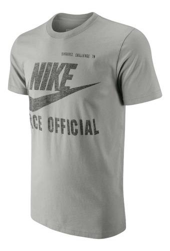 camiseta nike  ru race official   talla s