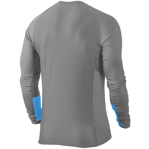 camiseta  nike running  m larga ref 474043 talla m