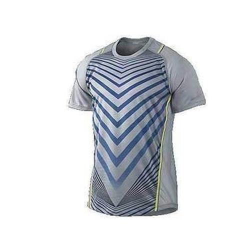 camiseta  nike running  ref. race day style 451248 talla m