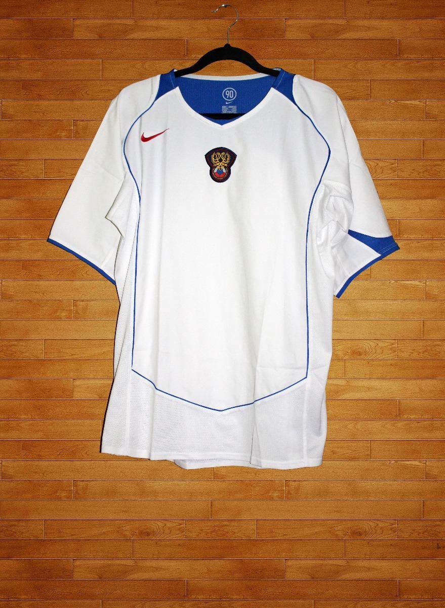 4cde67437461f Camiseta Nike Rusia 2004-06
