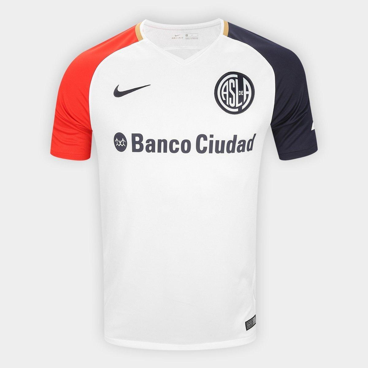 camiseta nike san lorenzo alternativa stadium 2018. Cargando zoom. d2362b8af71ca