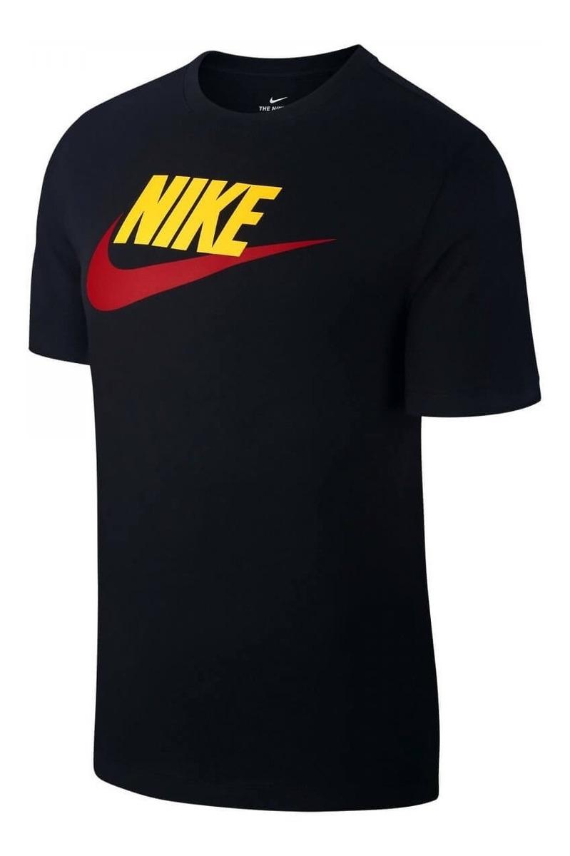 camiseta nike tee icon futura