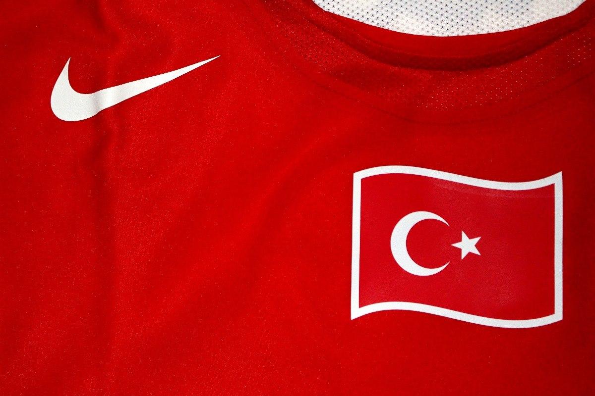 Último intervalo Periódico  Selecciones nacionales Nike turquía fútbol seleccion  camisetaTürkiyeMentamaño xlnuevo construyendo.com.ar