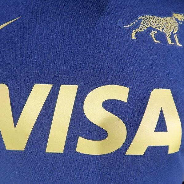 e5414fea3 Camiseta Nike Uar Los Pumas - Azul - Hombre - $ 4.087,92 en Mercado ...