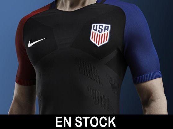Camiseta Nike Usa 2017 - Versión Jugador   Personalizado - S  1 106c3c133ae46