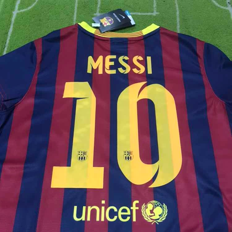 camiseta nino xl original barcelona 2014  10 messi · camiseta nino barcelona f9be6c8511e8f