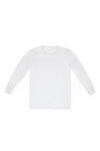 camiseta niño manga larga escote redondo térmico tres ases