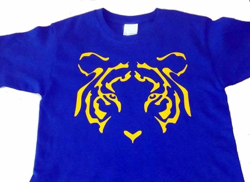 Camiseta Ni O Tigre Personalizada En Mercado Libre