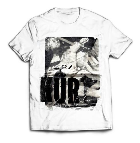 camiseta nirvana importada rock activity talla xs