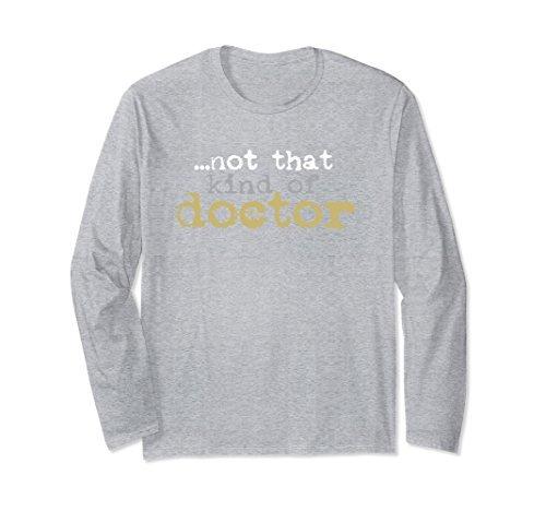 a4ff330f6 Camiseta No Unisex No Del Tipo De Doctor Camiseta Divertida ...