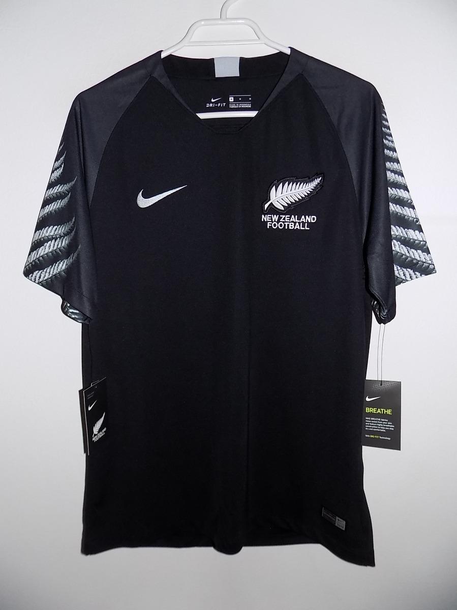 Camiseta Nueva Zelanda Nike 2018 Exclusiva -   55.000 en Mercado Libre 3774eae972f