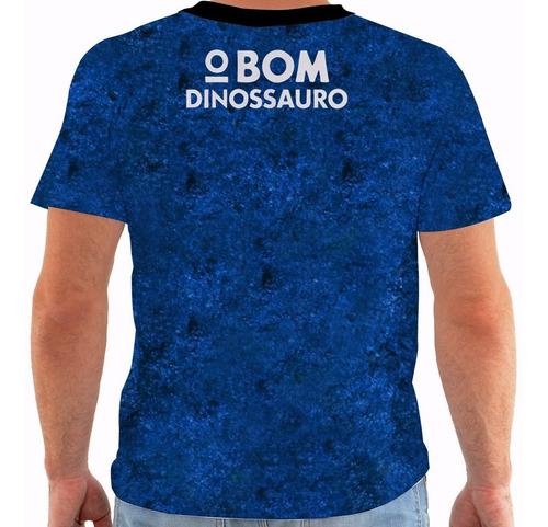 camiseta o bom dinossauro - good dinosaur - pixar - movies