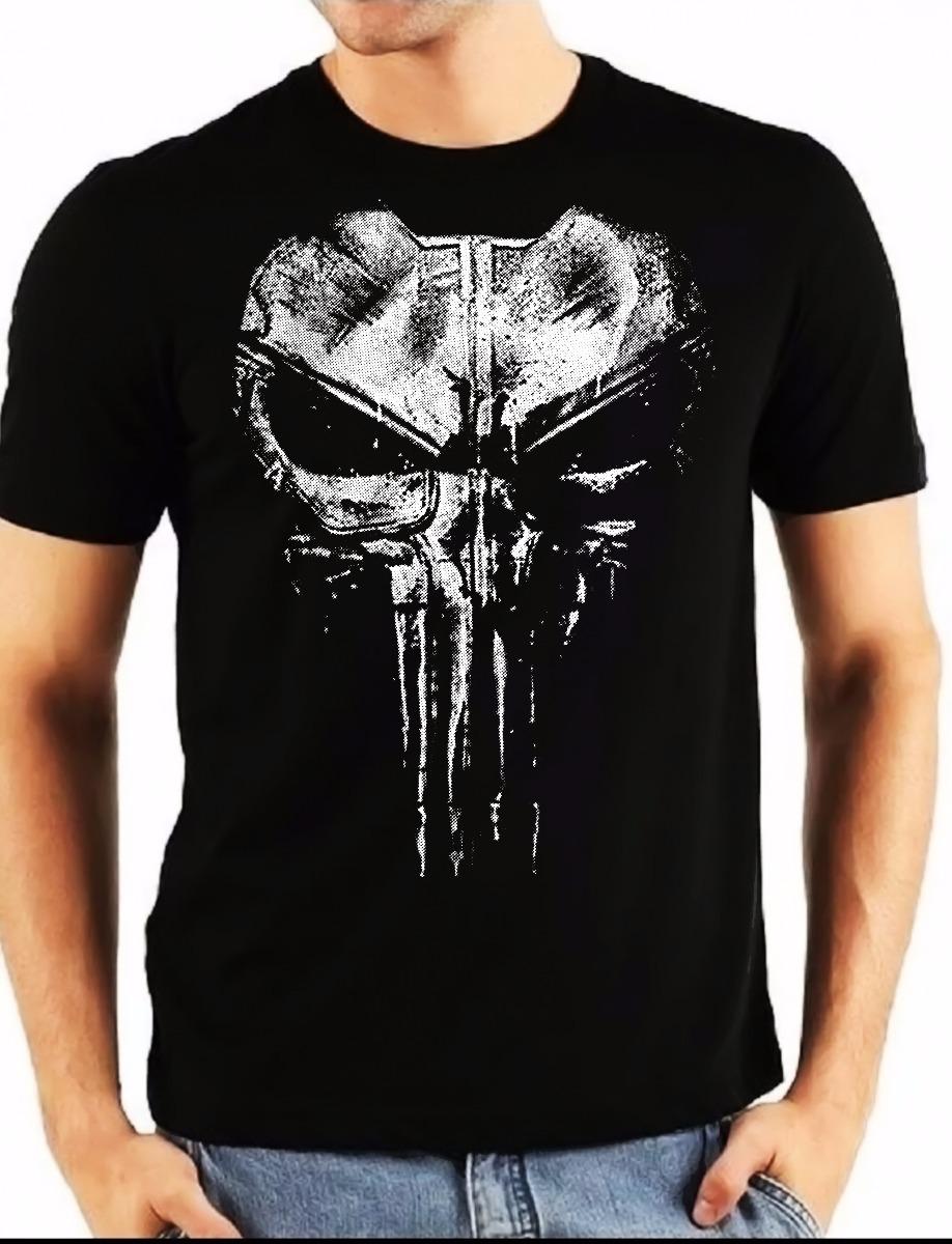 68dbf929a camiseta o justiceiro - the punisher - serie. Carregando zoom.