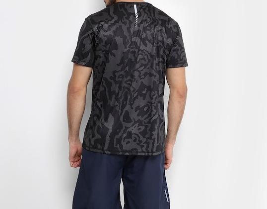 1a51d8a74b Camiseta Oakley Base Masculina Poliéster - Original - R  110