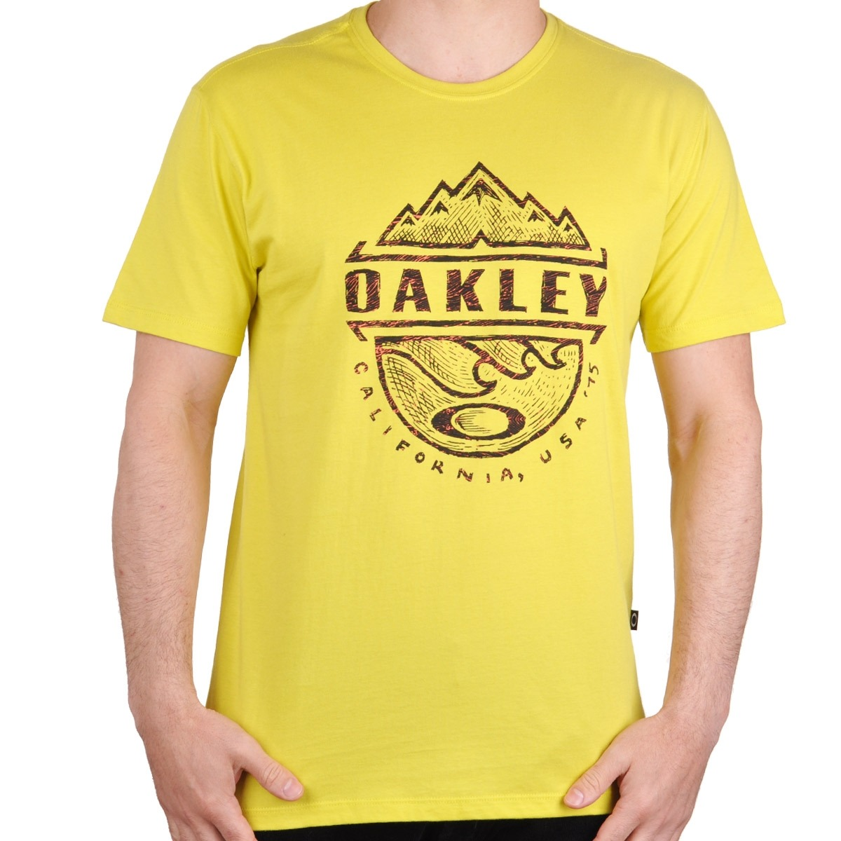 camiseta oakley bicoastal - cut wave. Carregando zoom. c64a00590c1