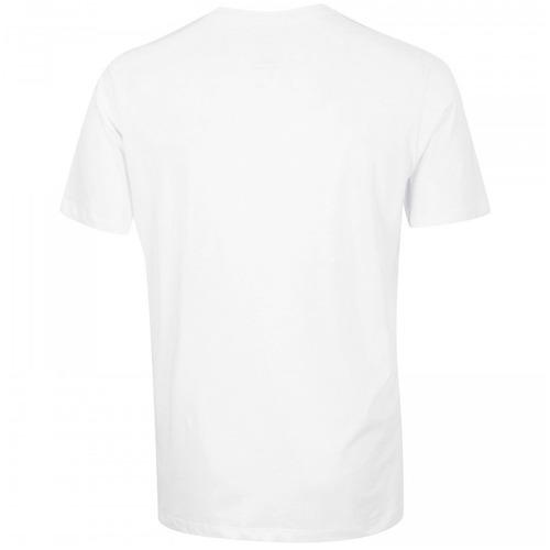 Camiseta Oakley Dtp Circle Tee Branco - R  89 419a77e97f8a2