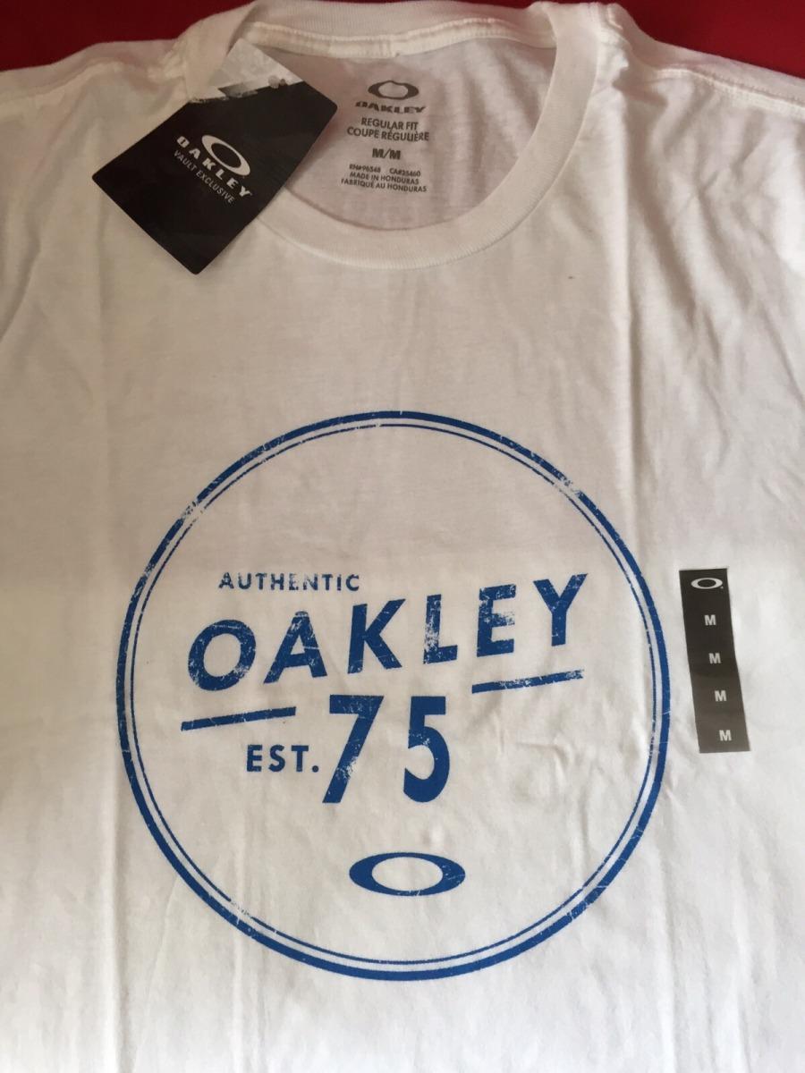 f1e7b04c2 Camiseta Oakley Original Coleção Nova - R$ 99,99 em Mercado Livre