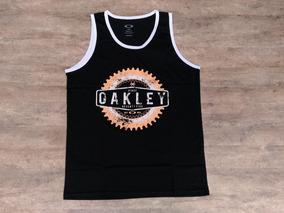 40367164e Camiseta Oakley Saw 2.0 Tee Especial Casual Cavada. 3 cores