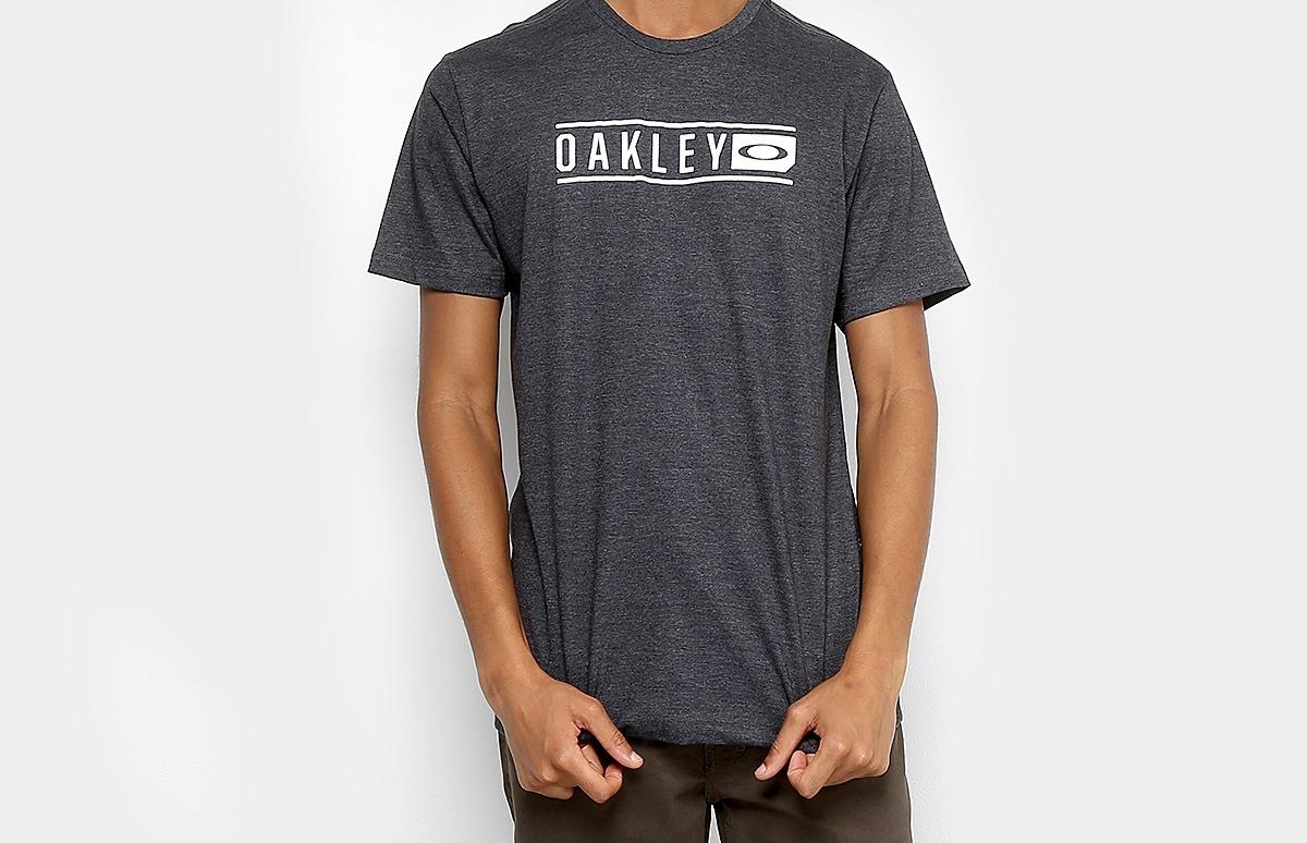 26ebf6334d469 camiseta oakley scout lettering masculina original promoção. Carregando  zoom.