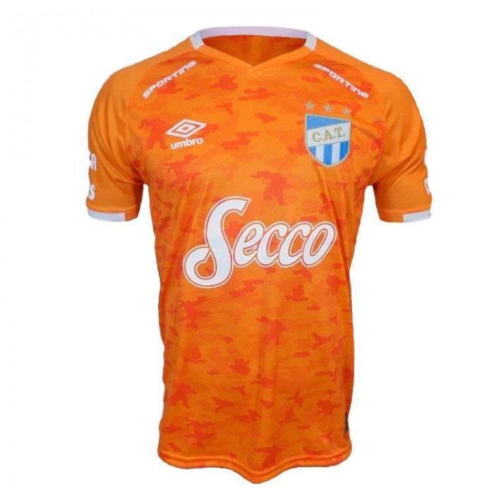787674543f560 Camiseta Of. Arquero 3 Atletico Tucuman 17 18 - Sporting -   1.199 ...